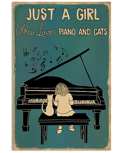 Piano And Cats