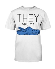 They Are My Crocs Premium Fit Mens Tee thumbnail