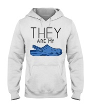 They Are My Crocs Hooded Sweatshirt thumbnail