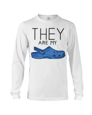 They Are My Crocs Long Sleeve Tee thumbnail