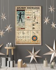 Archery Knowledge 11x17 Poster lifestyle-holiday-poster-1