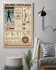 Archery Knowledge 11x17 Poster lifestyle-poster-1