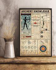 Archery Knowledge 11x17 Poster lifestyle-poster-3