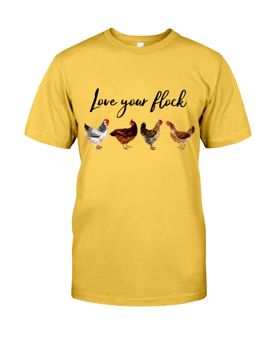 Love Your Flock Classic T-Shirt