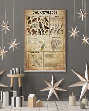Owl Knowledge 11x17 Poster lifestyle-holiday-poster-1