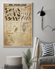 Owl Knowledge 11x17 Poster lifestyle-poster-1