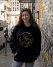 I Hate People Hooded Sweatshirt lifestyle-unisex-hoodie-front-1