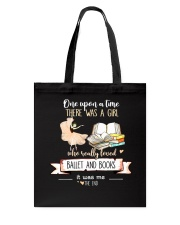 One Upon A Time Tote Bag thumbnail
