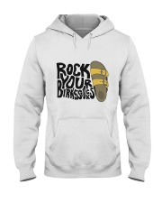 Rock Your Birken Stocks Hooded Sweatshirt tile