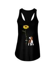 Beagle Ladies Flowy Tank thumbnail