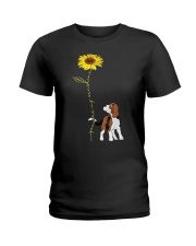 Beagle Ladies T-Shirt thumbnail