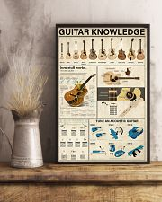 Guitar Knowledge 11x17 Poster lifestyle-poster-3