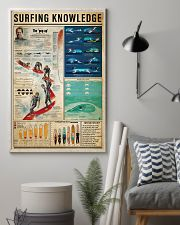 Surfing Knowledge 11x17 Poster lifestyle-poster-1