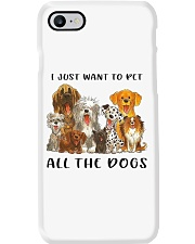 Pet All The Dogs Phone Case thumbnail