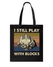 I Still Play Tote Bag thumbnail
