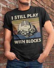 I Still Play Classic T-Shirt apparel-classic-tshirt-lifestyle-26