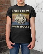 I Still Play Classic T-Shirt apparel-classic-tshirt-lifestyle-31