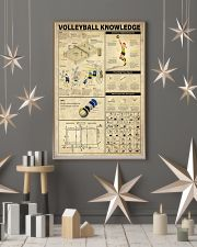 Volleyball Knowledge 11x17 Poster lifestyle-holiday-poster-1