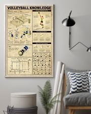 Volleyball Knowledge 11x17 Poster lifestyle-poster-1