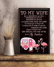 To My Wife 11x17 Poster lifestyle-poster-3