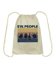Ew People Drawstring Bag thumbnail