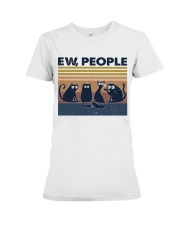 Ew People Premium Fit Ladies Tee thumbnail