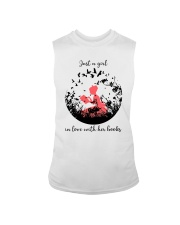 In love With Books Sleeveless Tee thumbnail