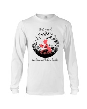 In love With Books Long Sleeve Tee thumbnail