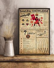 Samurai Knowledge 11x17 Poster lifestyle-poster-3