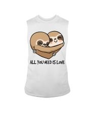 All You Need Is Love Sleeveless Tee thumbnail