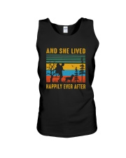 She Lived Happily Ever After Unisex Tank thumbnail