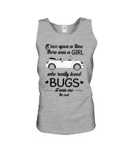 Once Upon A Time Unisex Tank thumbnail