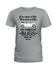 Once Upon A Time Ladies T-Shirt thumbnail