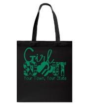 Girl Scout Tote Bag thumbnail