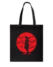 Samurai Tote Bag thumbnail