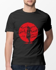 Samurai Classic T-Shirt lifestyle-mens-crewneck-front-13