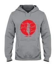 Samurai Hooded Sweatshirt thumbnail