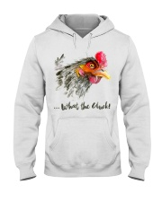 What The Cluck Hooded Sweatshirt thumbnail