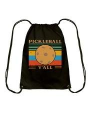 Pickleball Yall Drawstring Bag thumbnail