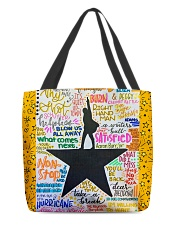 Broadway Theatre All-Over Tote tile