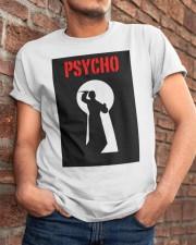 Psycho Classic T-Shirt apparel-classic-tshirt-lifestyle-26