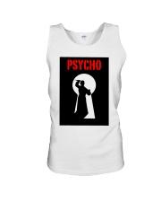 Psycho Unisex Tank thumbnail