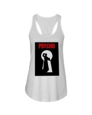 Psycho Ladies Flowy Tank thumbnail
