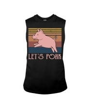 Let's Pork Sleeveless Tee thumbnail