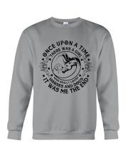 Horse And Dogs Crewneck Sweatshirt thumbnail
