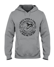 Horse And Dogs Hooded Sweatshirt thumbnail