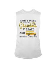 She Drives A School Bus Sleeveless Tee thumbnail