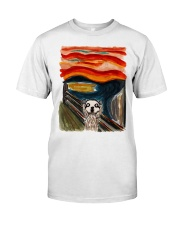 Amazing Sloth Classic T-Shirt front