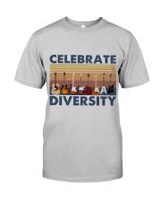 Celebrate Diversity Classic T-Shirt front