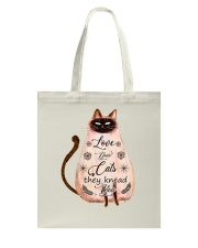 Your Cats Knead You Tote Bag thumbnail
